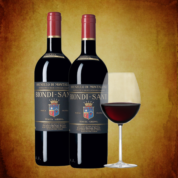 brunello di montalcino wine